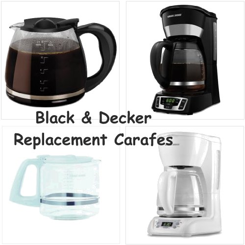 Black and Decker Replacement Carafes Coffee Carefe Reviews
